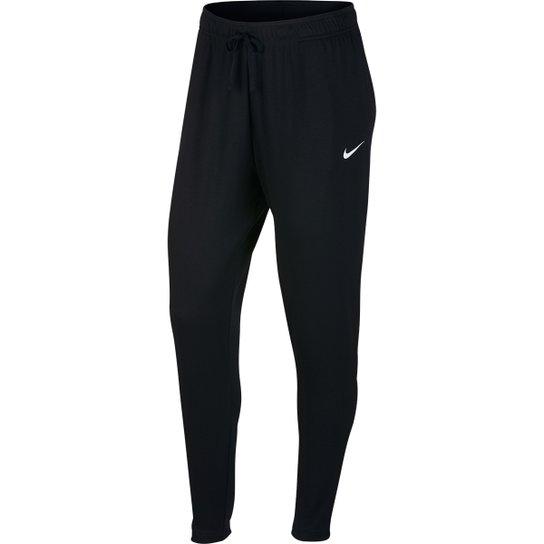 Calça Nike Flow Victory Feminina - Preto e Branco - Compre Agora ... ad9994f6723d5