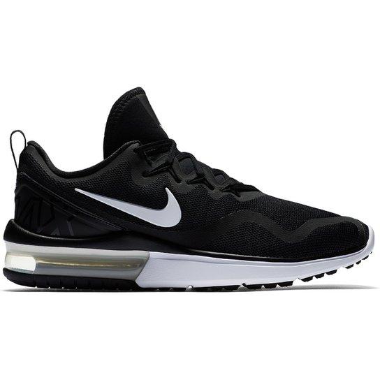 Tênis Nike Air Max Fury Masculino - Preto e Branco - Compre Agora ... d090fd39af57d