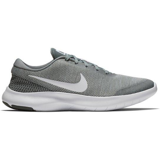 3fbdc9c3ce8 Tênis Nike Flex Experience RN 7 Masculino - Cinza e Branco - Compre ...