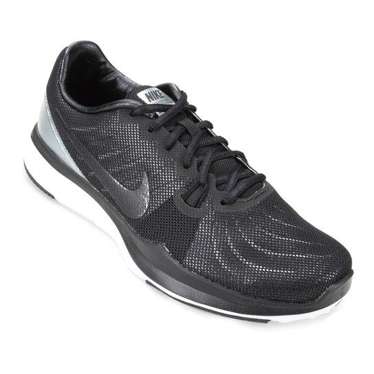 Tênis Nike In-Season TR 7 PRM Feminino - Preto e Branco - Compre ... c57e16dc16812