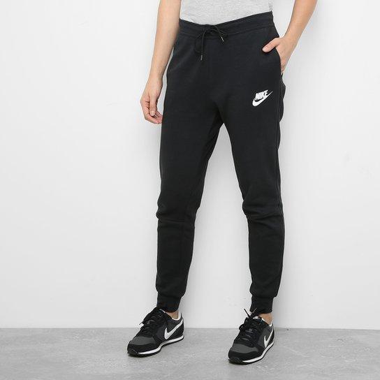 Calça Moletom Nike Optc Pant Feminina - Compre Agora  9dccfc1196aed