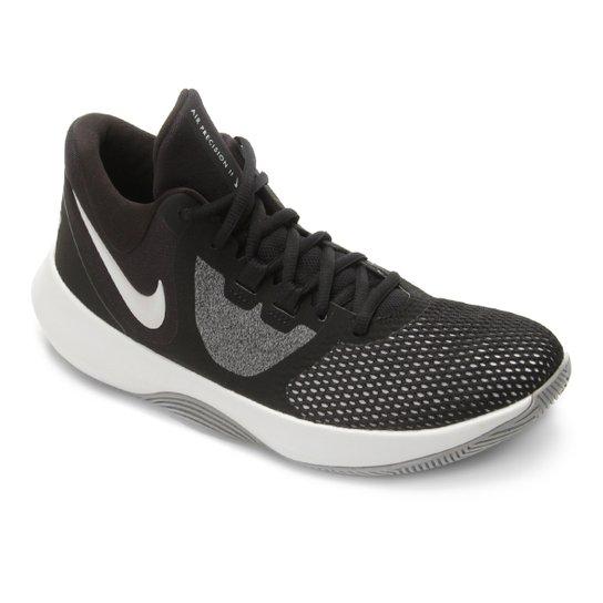 af13687c2 Tênis Nike Air Precision II Masculino - Preto e Branco | Netshoes