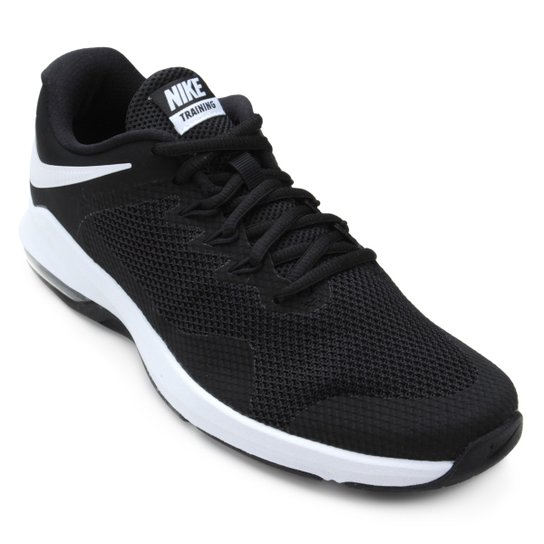 Tênis Nike Air Max Alpha Trainer Masculino - Preto e Branco - Compre ... 3302582244def