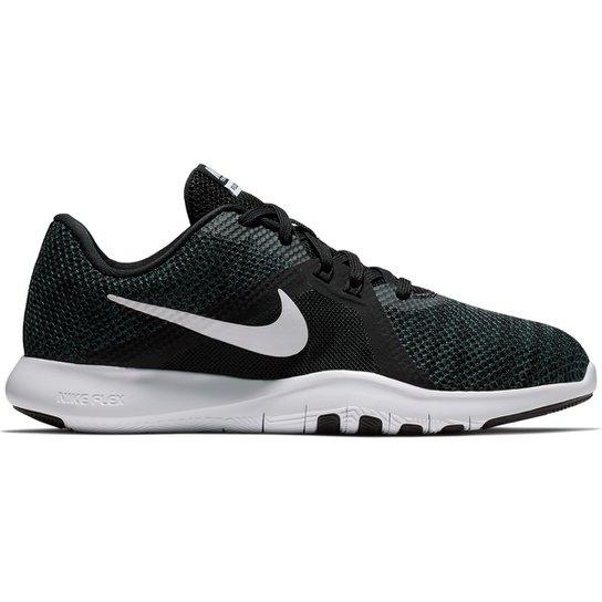 1740825296295 Tênis Nike Flex Trainer 8 Feminino - Preto e Branco - Compre Agora ...
