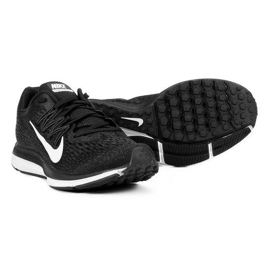 838174ddb0b Tênis Nike Zoom Winflo 5 Masculino - Preto e Branco - Compre Agora ...
