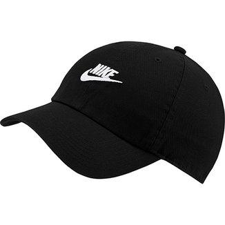 ddbb57f6a163c Boné Nike Aba Curva U Nsw H86 Futura Washed