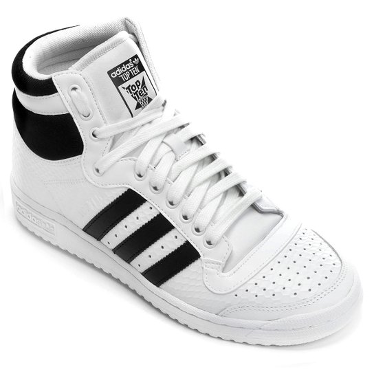 b7d1a5dd8f7 Tênis Adidas Top Ten Hi W - Compre Agora