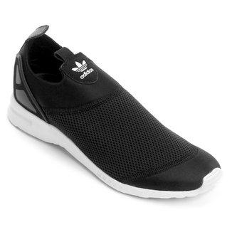 58ffc98ad7 Tênis Adidas Zx Flux Smooth Slip On