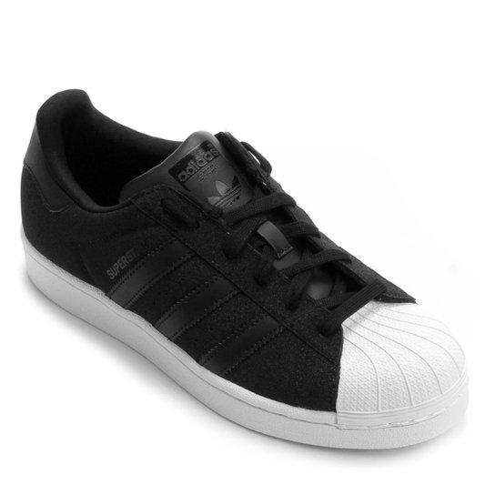 b1ef807aa Tênis Adidas Superstar - Preto e Branco | Netshoes