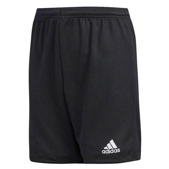 Calção Infantil Adidas Parma 16 - Preto - Compre Agora  d7e9add0f3cb4