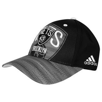 Boné Adidas NBA Brooklyn Nets 9a6d9115e44