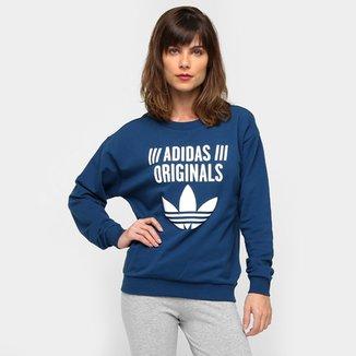 3b9622790c5 Moletom Adidas Originals Light