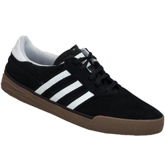 88eae021ea0 Tênis Adidas Triad - Preto+Branco ...