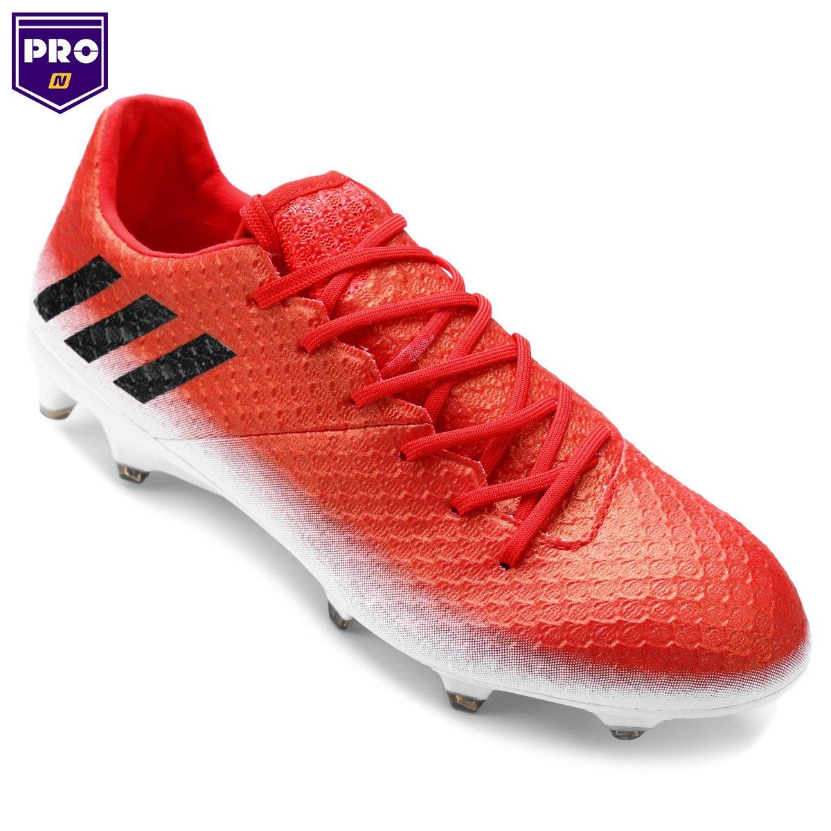 f17c09b47d04c Chuteira Campo Adidas Messi 16.1 FG Masculina | Livelo -Sua Vida com ...