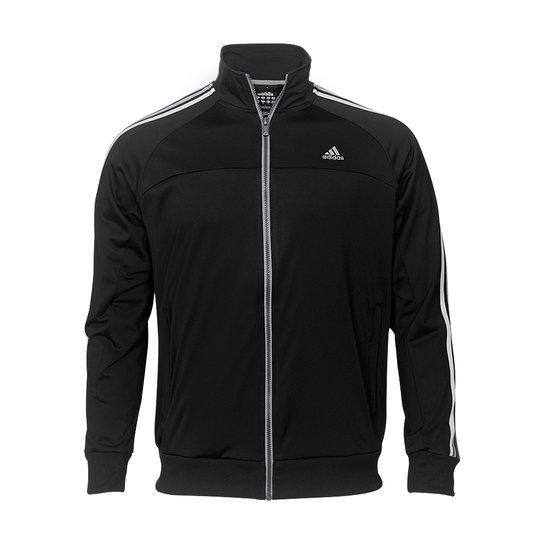 c710ab85300 Jaqueta Adidas Pes 3S Ess - Compre Agora