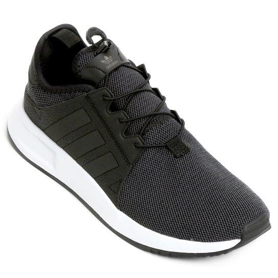 800f86b250 Tênis Adidas X PLR - Preto e Branco - Compre Agora