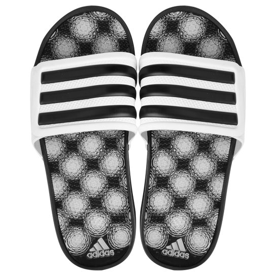 8b78318cef50 Chinelo Adidas Adissage 2 Stripes - Compre Agora
