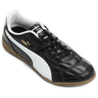 ed3f16fb8dd11 Chuteira Futsal Puma Classico IT