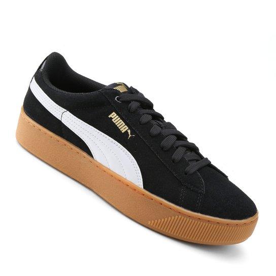 Tênis Puma Vikky Platform Feminino - Compre Agora   Netshoes 24182a367a