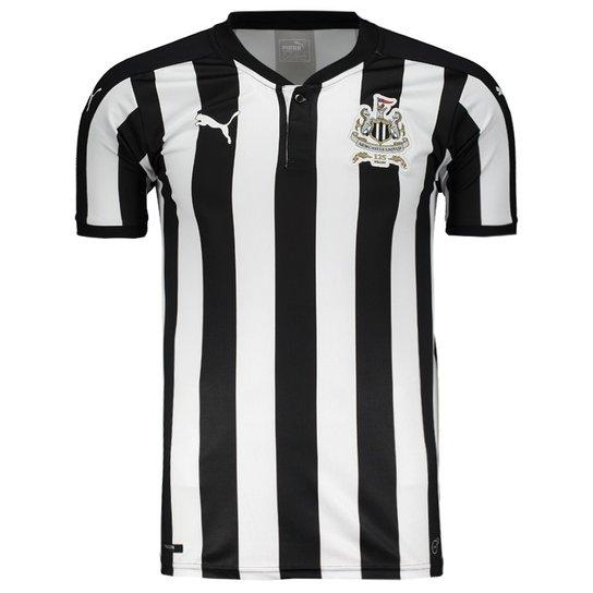 506de87301 Camisa Puma Newcastle Home 2018 Masculina - Compre Agora
