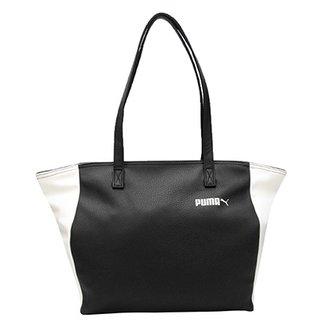 ecf7eda4f Bolsa Puma Tote Shopper Prime Classics Large Feminina