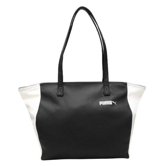 Bolsa Puma Tote Shopper Prime Classics Large Feminina - Compre Agora ... e0d51f9223f