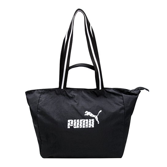 Bolsa Puma Tote Shopper WMN Core Large Feminina - Compre Agora ... 1adbe86d24b