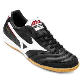 fafed487d37 Chuteira Futsal Mizuno Morelia Elite IN 2