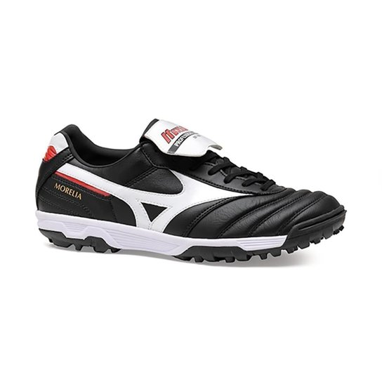 7be990ebe9049 Chuteira Society Mizuno Morelia Elite As Ii Pro - Preto e Branco ...