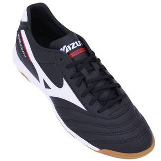 65424ec314 Chuteira Futsal Mizuno Morelia Classic IN P
