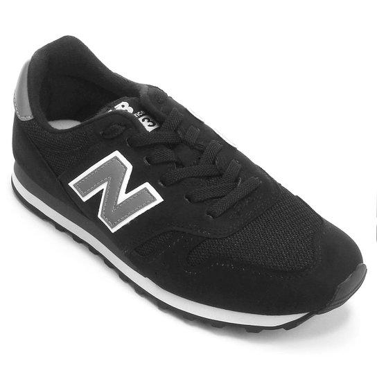 7d620c6b8acee Tênis New Balance 373 Core Masculino - Preto e Branco | Netshoes