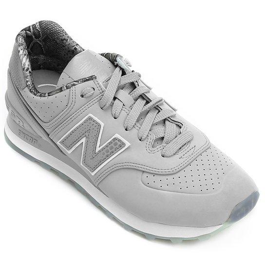 0cd0605ad85 Tênis Couro New Balance 574 Synthetic Feminino - Compre Agora