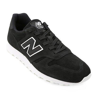 Tênis Couro New Balance 373 Masculino