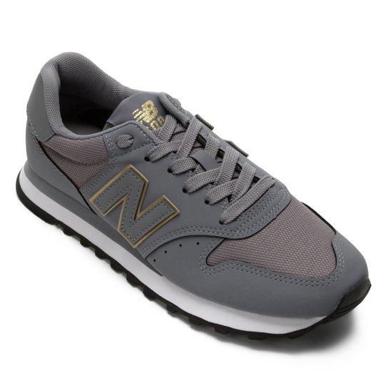 dce7eb83609 Tênis Couro New Balance W 500 Feminino - Compre Agora