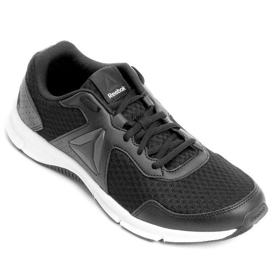 fd31750c0de Tênis Reebok Canton Runner Masculino - Preto e Branco - Compre Agora ...