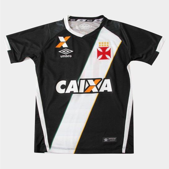 bc92c8d7da Camisa Umbro Vasco I 16 17 nº 10 Juvenil - Compre Agora