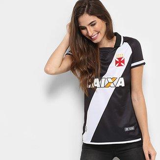 Camisa Vasco I s n° 17 18 - Torcedor Umbro Feminina 650409f294293