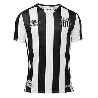 77be78435 Camisa Santos Infantil II 2019 s nº Torcedor Umbro