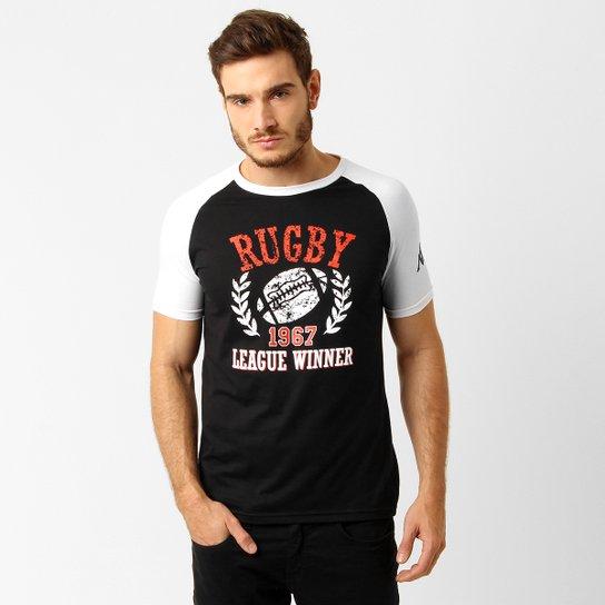 Camiseta Kappa Ellis - Compre Agora  9ee19e28aba65