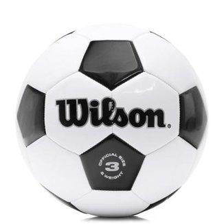 c567807906 Bola Wilson de Futebol Tradicional -  3