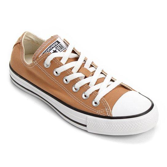 9879fac0c0 Tênis Converse Chuck Taylor All Star - Caramelo - Compre Agora ...