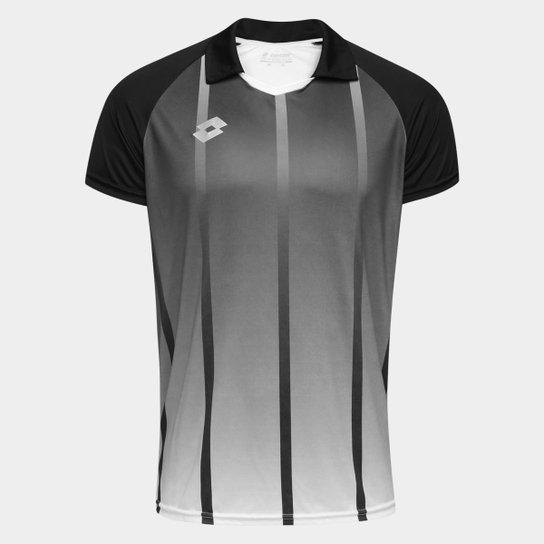 8b3d45a3cb4f6 Camisa Polo Lotto Imortal Masculina - Compre Agora
