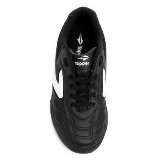 338311bd2d9 Chuteira Futsal Topper Tem Dominator 3