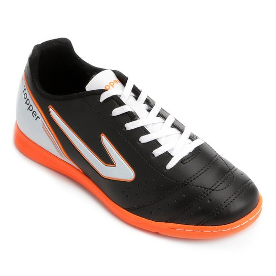 fe995d51ab Chuteira Futsal Topper Drible Masculina - Compre Agora