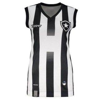 5134b500c1 Regata Topper Botafogo 1 Vôlei 2017 Feminina