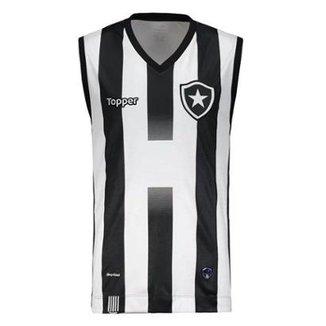 Regata Topper Botafogo 1 Vôlei 2017 1f79590d0a60f