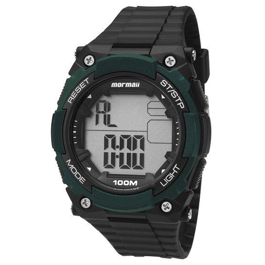 Relógio MOY15518 Mormaii - Compre Agora   Netshoes 5e7950ac59