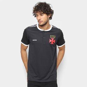 a08f6e84a9267 LANÇAMENTO. GANHE MAIS · Camisa Polo Vasco Squid Masculina