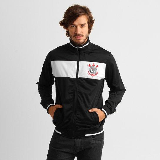 Jaqueta Corinthians Trilobal - Compre Agora  187df2105ac