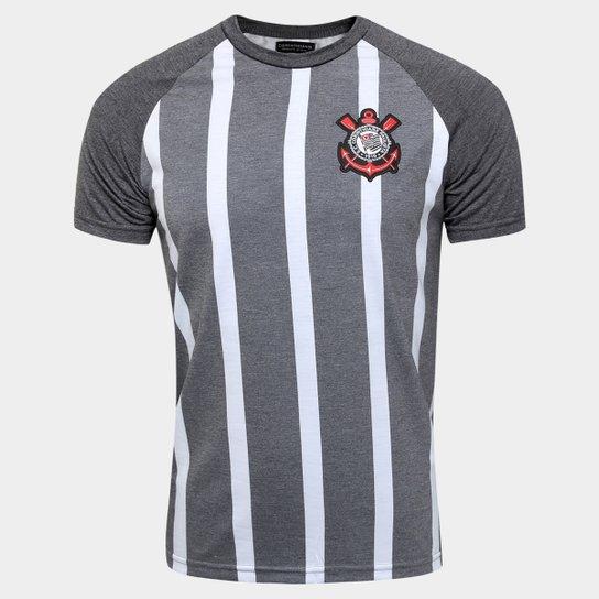 Camisa Corinthians Retrô Torcedor Masculina - Compre Agora  a10670d97c5e0